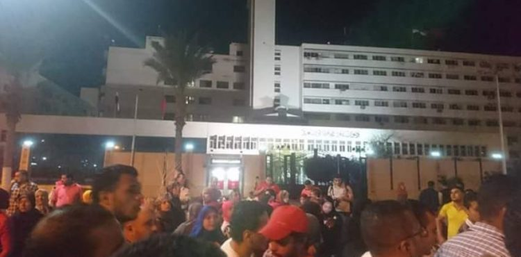 Homebuyers Protest Increase in Down-Payment for Social Housing Units in Port Said