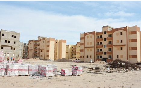 Delivery of 3,000 Units in Port Said Co-op Housing Project to be Announced Soon