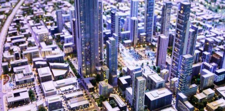 China Finances New Administrative Capital