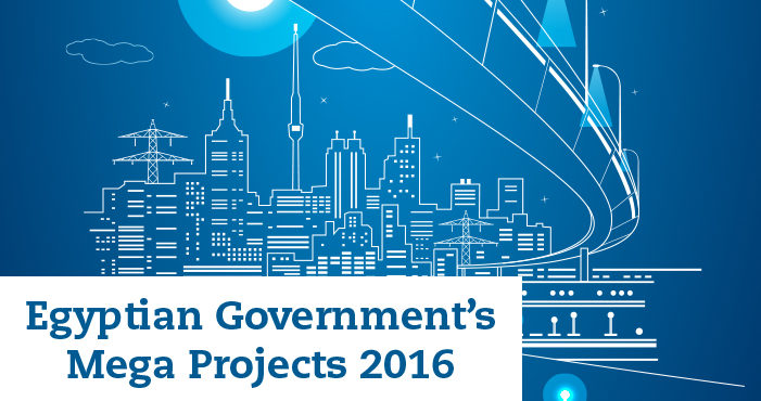 The Egyptian Government's Mega Projects - 2016