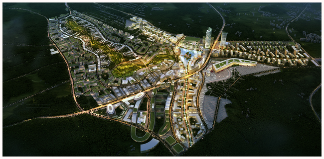 UAE to Develop SmartCity in South Korea