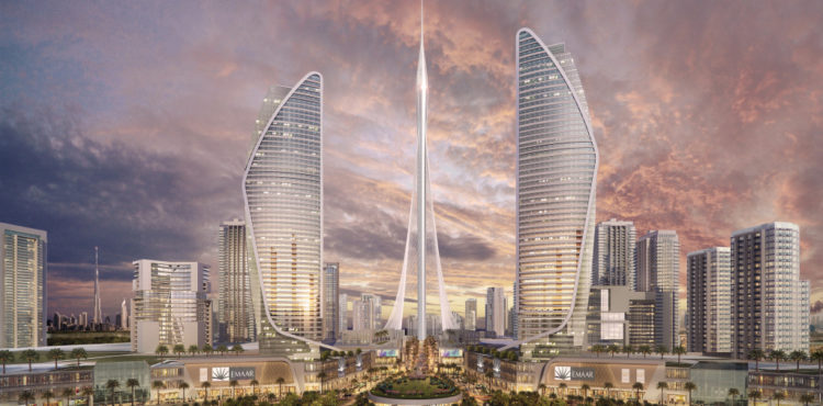 New 'Tallest Tower in the World' Project Kicks Off in Dubai