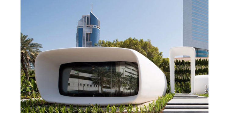 UAE Infrastructure Ministry to 3D-Print All Its Buildings -Official