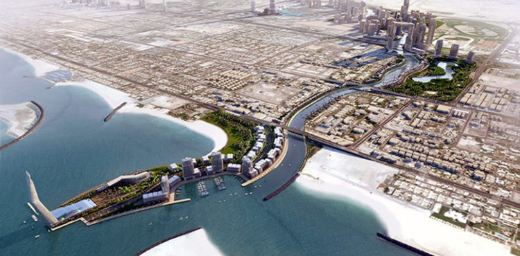 Dubai Water Canal Set to Open Tonight