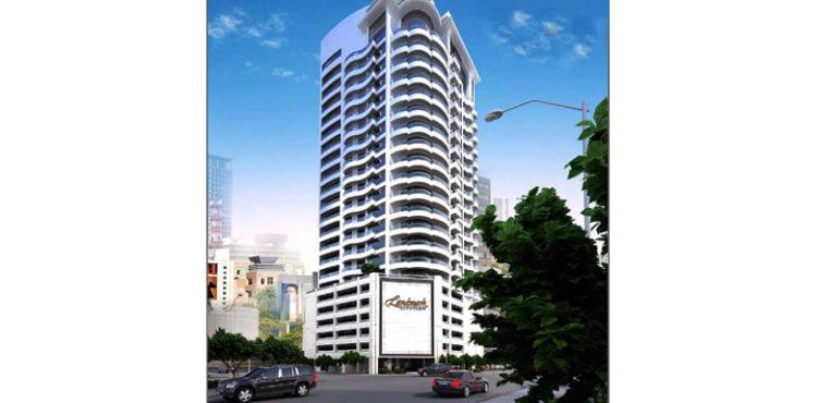Work on Landmark Cityview Tower in Bahrain's Seef District Resumes