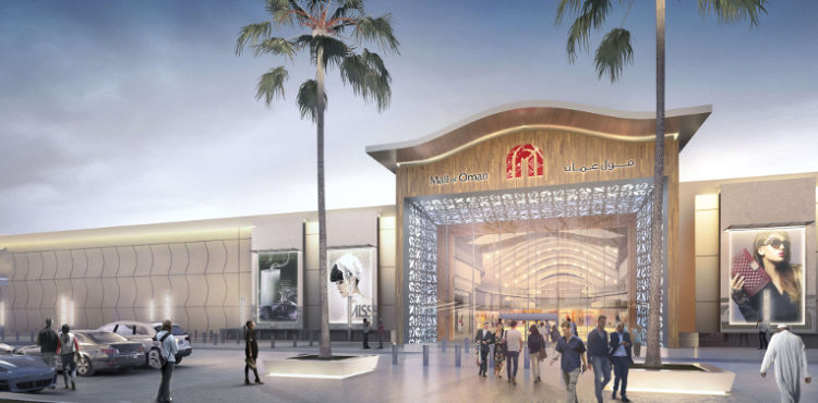 Majid Al Futtaim to Start Work on Mall of Oman