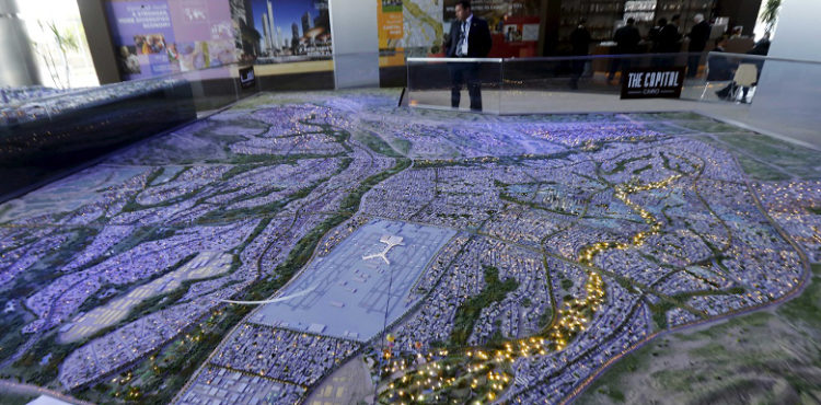 New Negotiations Commence over Administrative Capital Land Pricing