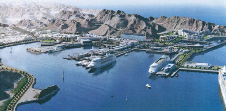 Oman to Launch Waterfront Project Next Week