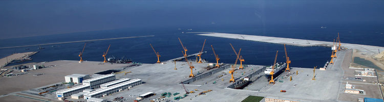 MSF and Serka Taahüt Win Duqm Port Contract