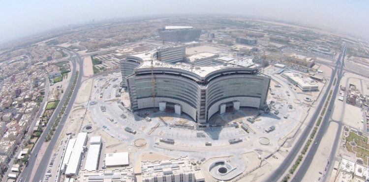 Egypt's Arab Contractors Completes Major Hospital in Kuwait