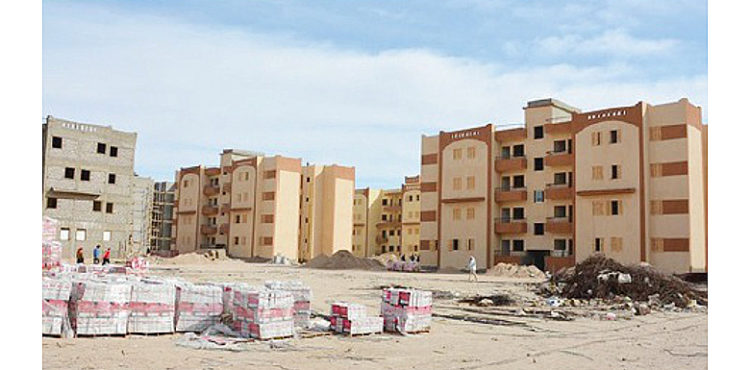 Gov't to Offer New Social Housing Units for EGP 200,000
