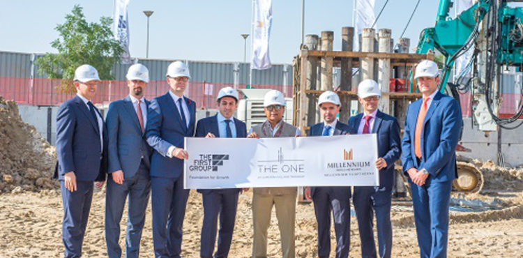 Dubai's First Group Breaks Ground on Latest Hotel