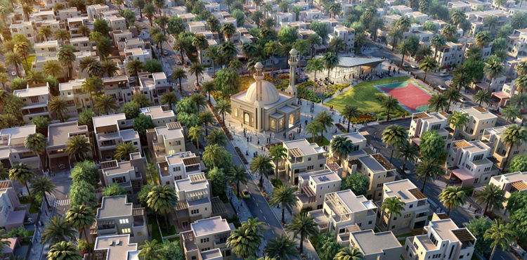 50% of Al Qamra Plots Sold on Launch Day