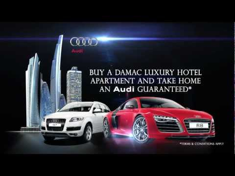 Damac to Offer Cars With Property Purchases