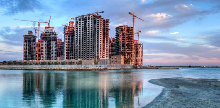 Stalled Marina West in Bahrain Open Bids