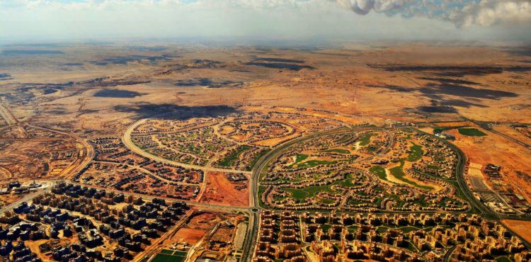 The Causes and Effects of Urban Sprawl in Cairo