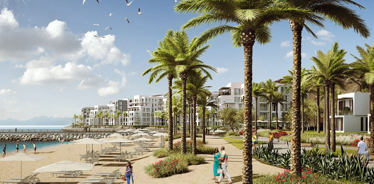 Eagle Hills Awards Grading Works Contract for Fujairah Project