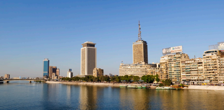Cairo to Relocate Famous Commercial Market