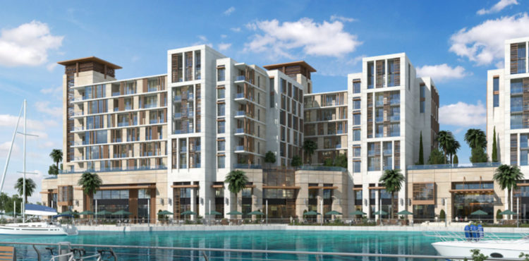 Dubai Wharf Apartments Delivered
