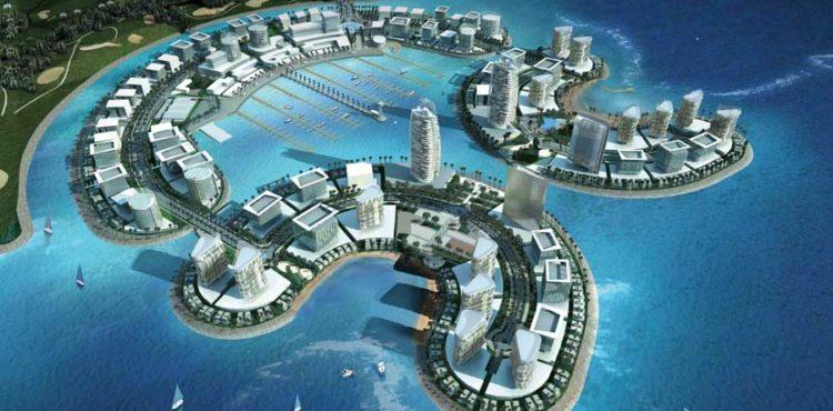 Bahrain Marina Awards Marine Works Contract