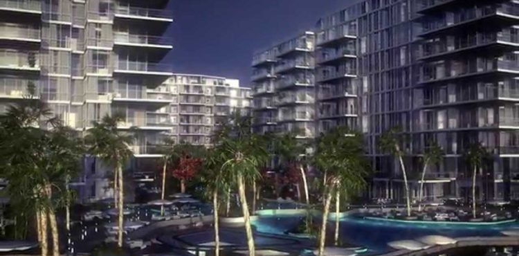 Palma Completes Serenia Structural Works