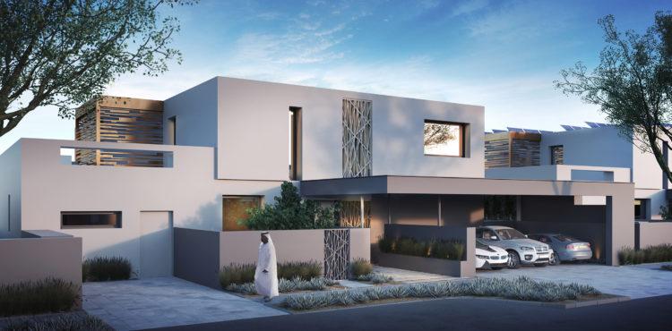 Masdar City Unveils Eco-Villa, the First Net-Zero Energy House