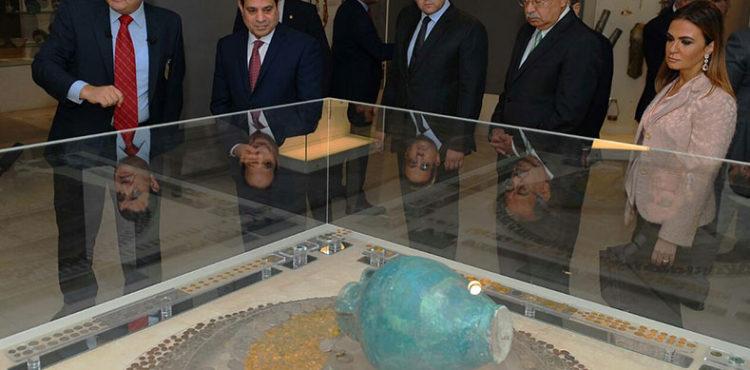 El-Sisi Inaugurates The Renovated Islamic Art Museum