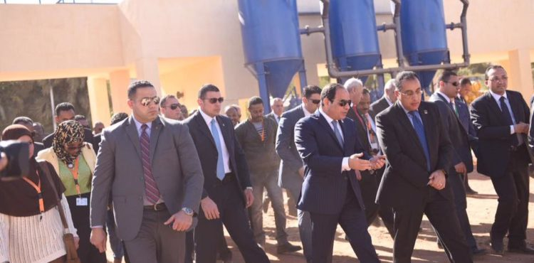 Egypt Spends Millions on Major Infrastructure Projects, Upper Egypt