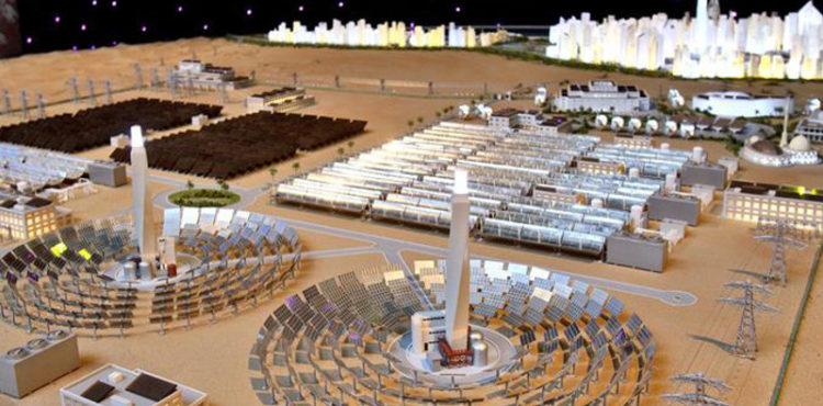 Mohammed Bin Rashid Al Maktoum Solar Park Third Phase To Start