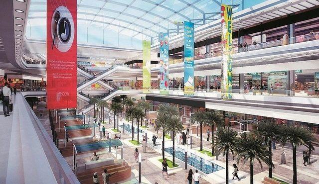 Nakheel to Expand at Dubai's Al Khalil Avenue Mall