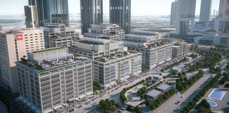 Al Futtaim Carillion Awarded Contract for DWTC Project