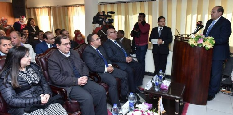Khorshid Inaugurates Investments Complex, Sohag