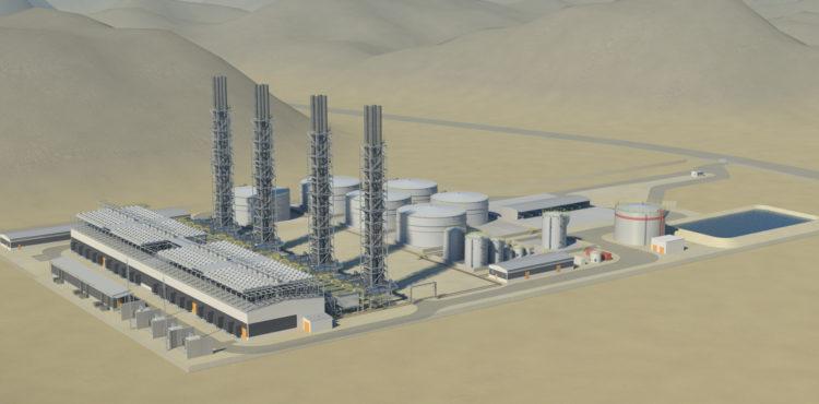 WB Backs 485 MW Power Plant, Jordan