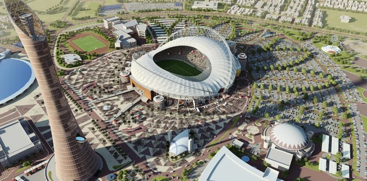 Qatar's first World Cup stadium to be ready in Q2 2017