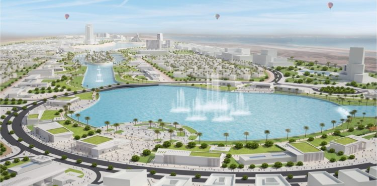 New El- Alamein City Turns Heads As Egypt's New Riviera
