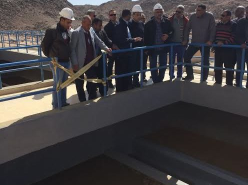 Work Starts At First Phase of Developing Tourism, New Aswan