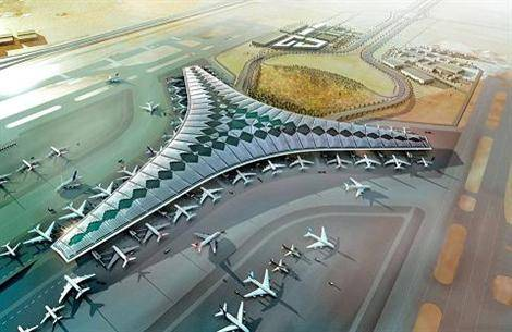 Kuwait New Airport Terminal Complete by November
