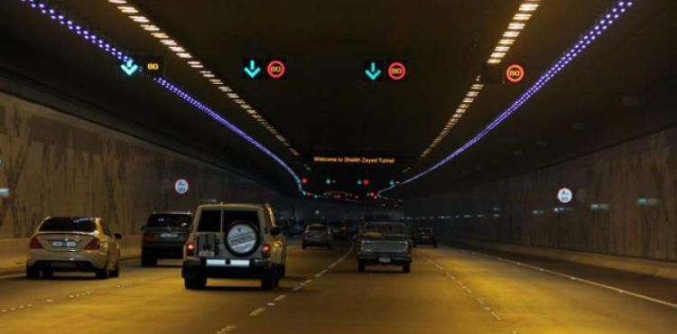 Abu Dhabi Announces USD 30 mn to Upgrade Works to Sheikh Zayed Tunnel