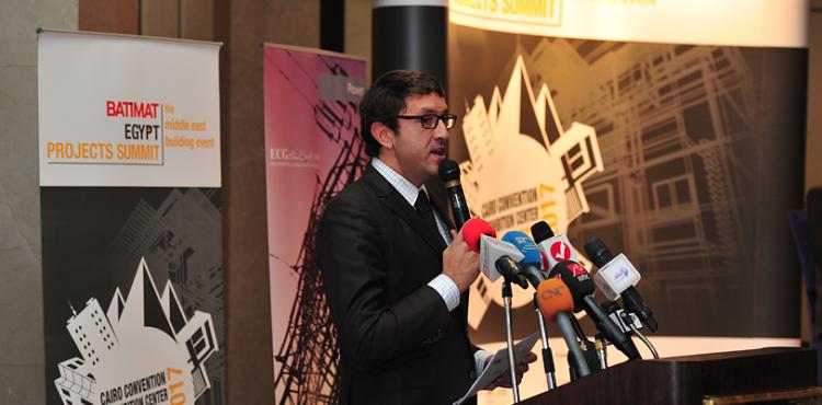 BATIMAT: A Stable Market for Urban Development in Egypt Needed