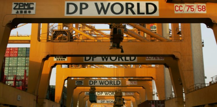 DP World Q2 Gross Container Volumes Up 10.4% Like-for-like
