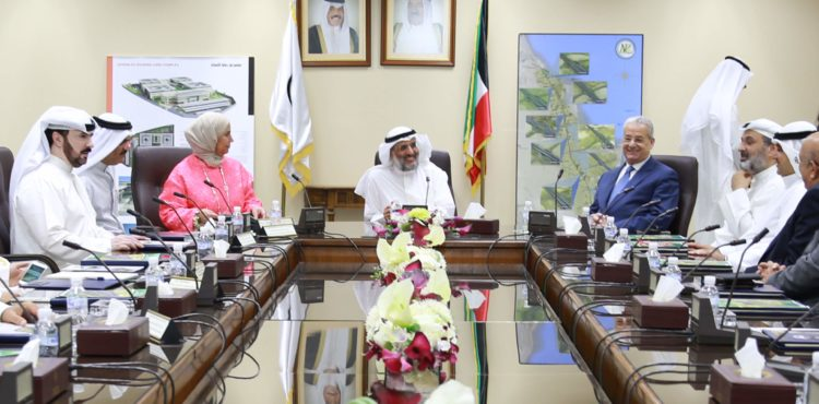 Arab Contractors to Develop Infrastructure Project in Kuwait