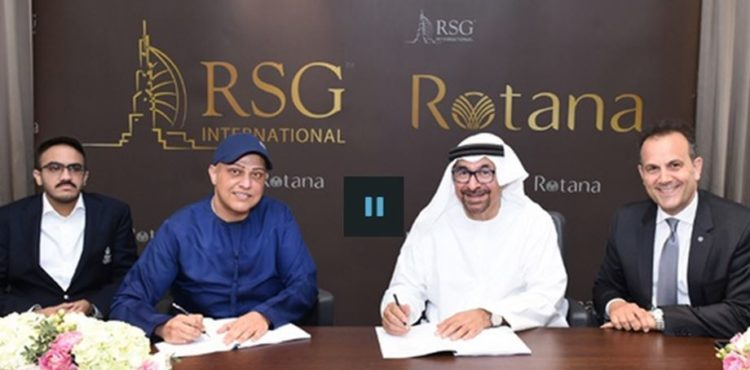 RSG International to Build New Hotel in Dubai