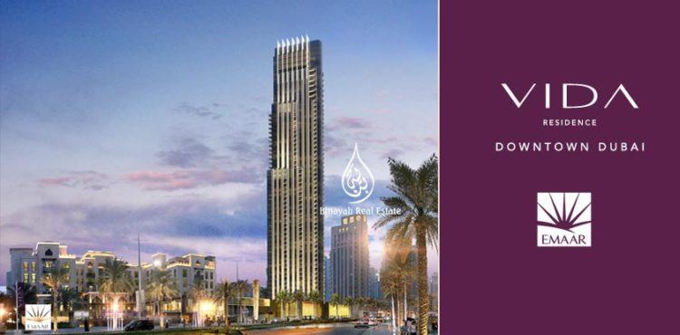 Emaar Launches New Vida Residences in Q1