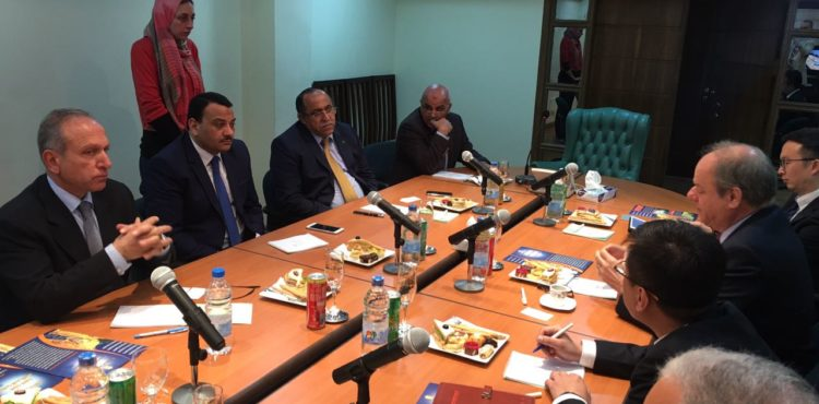 Greek-Chinese Delegation Scout Investment Opportunities In Red Sea