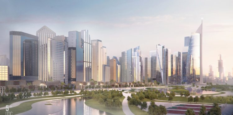 New Administrative Capital Mega project to Alter Greater Cairo, Suez Landscape