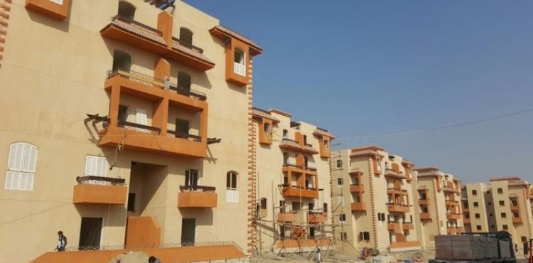 Over 1,000 Social Housing Units Underway, Sohag