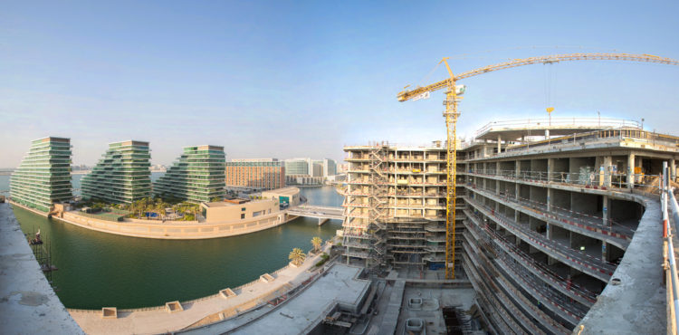 Aldar Properties Maintains Steady Progress in 7 Projects