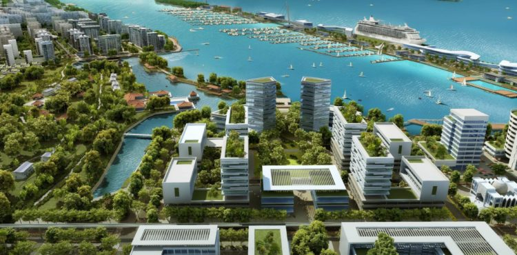 Maldivian Smart City Targets Middle Eastern Investors