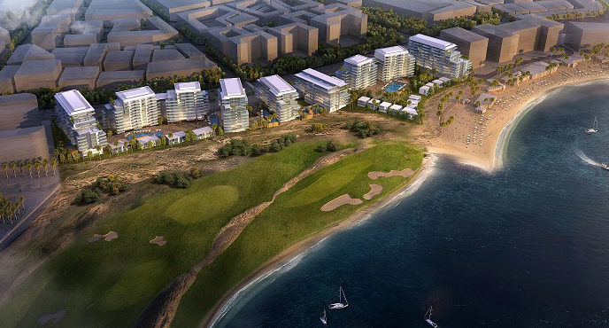 Abu Dhabi's Aldar Awards AED 500-mn Contract to Mayan Project