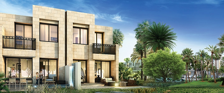 Dubai's DAMAC Showcases New Kenda Villas